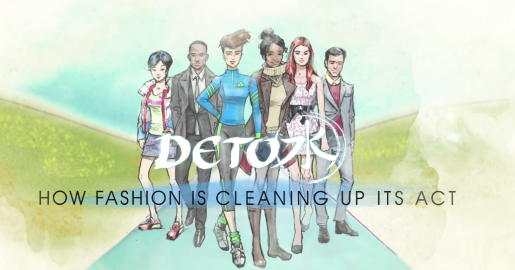 Detox: how fashion is cleaning up its act