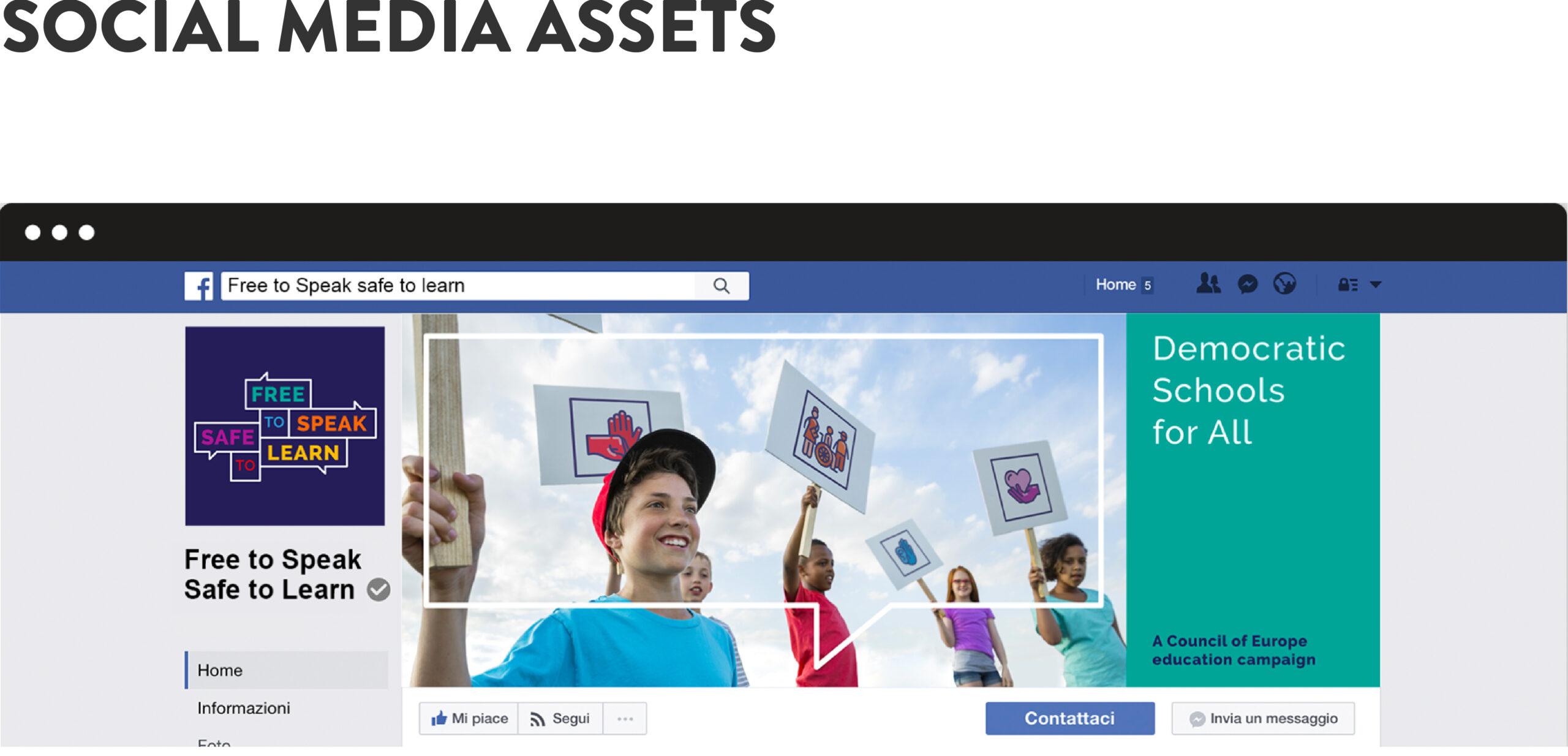 social assets mobile