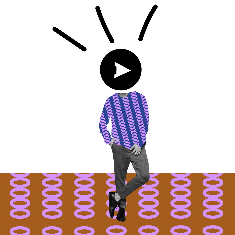 pattern videocittà circles man