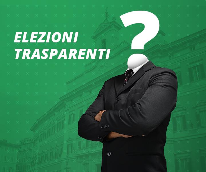 Transparent elections
