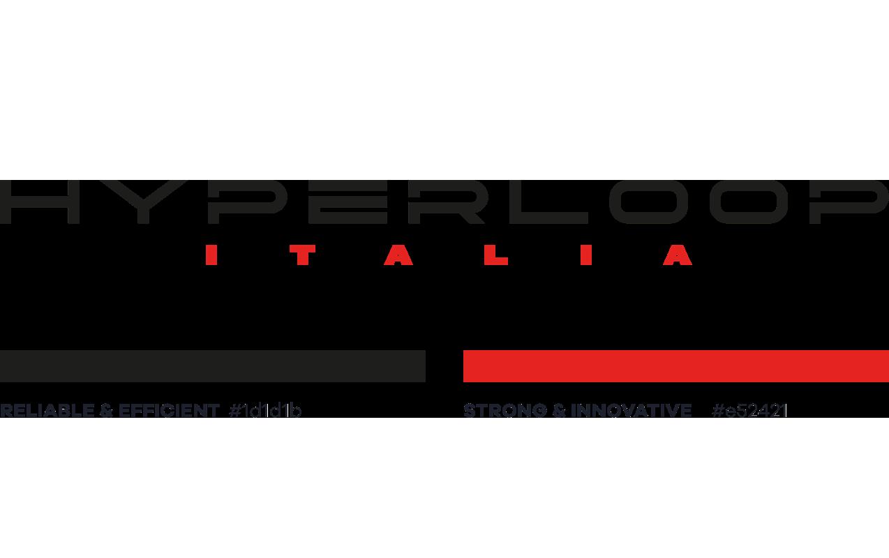 logo brand identity hyperloop