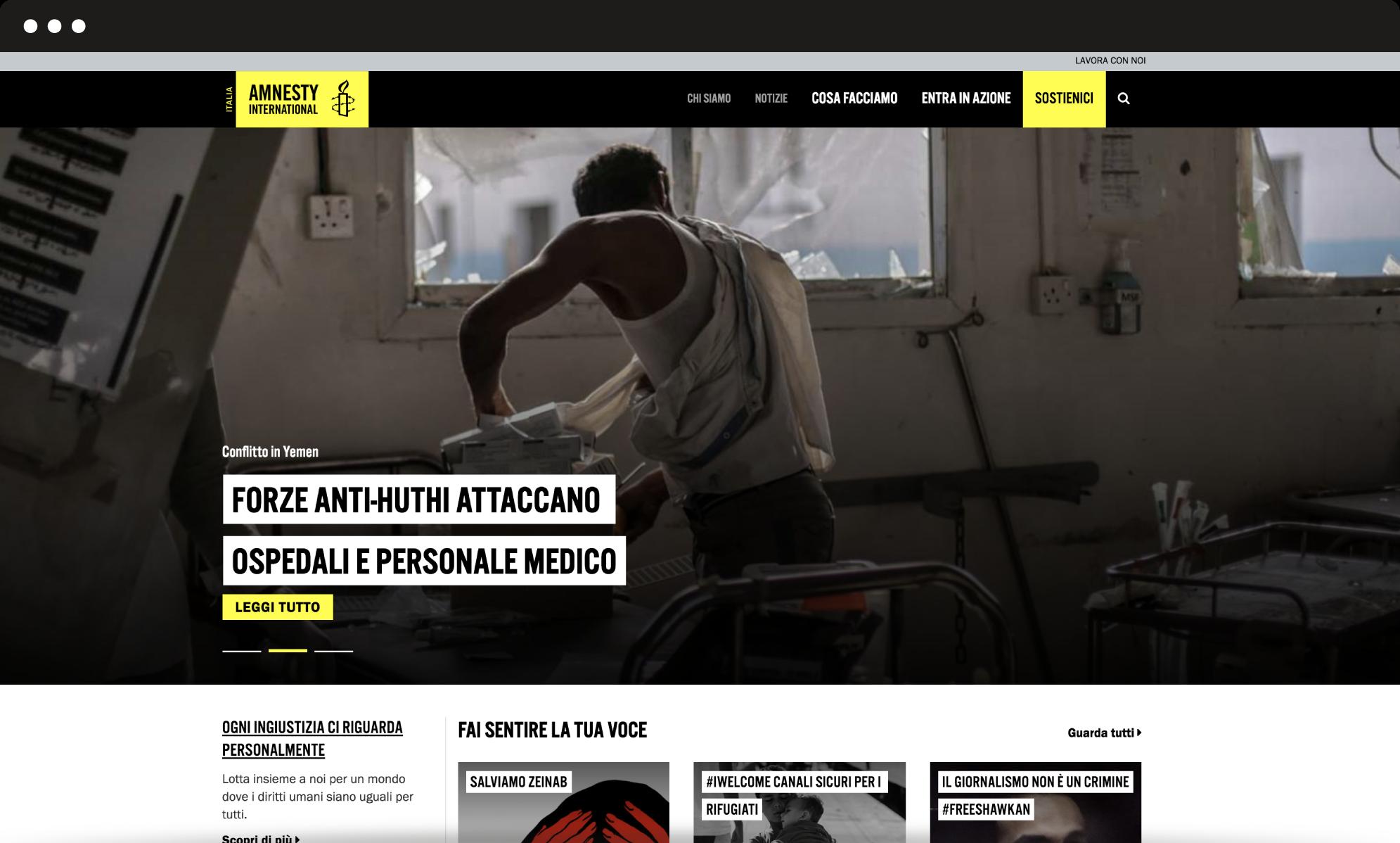 image of the website header