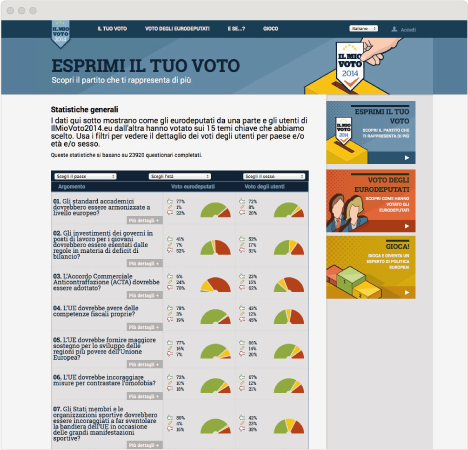 image of the website