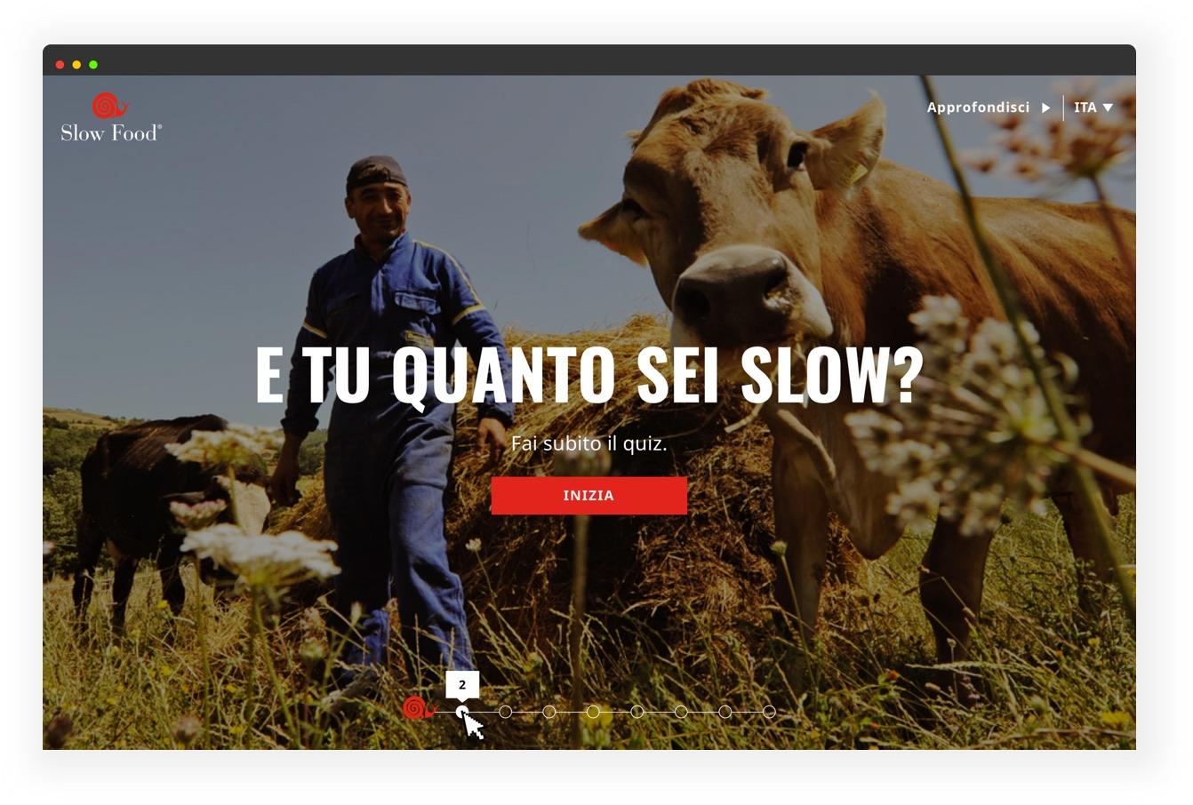 image of visual slowfood meat the change quiz