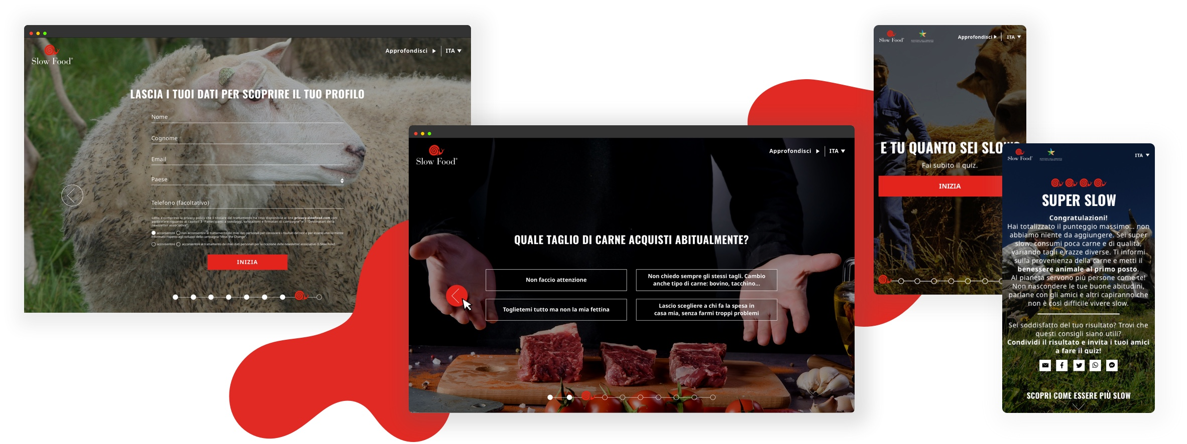 image of responsive mockup slowfood meat the change quiz