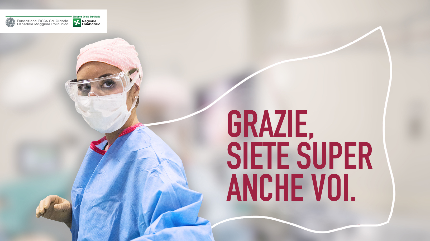 you are super policlinico di milano