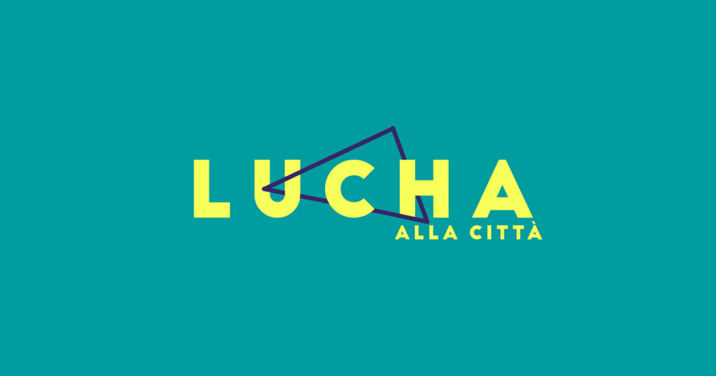 Lucha to the city crowdfunding campaign