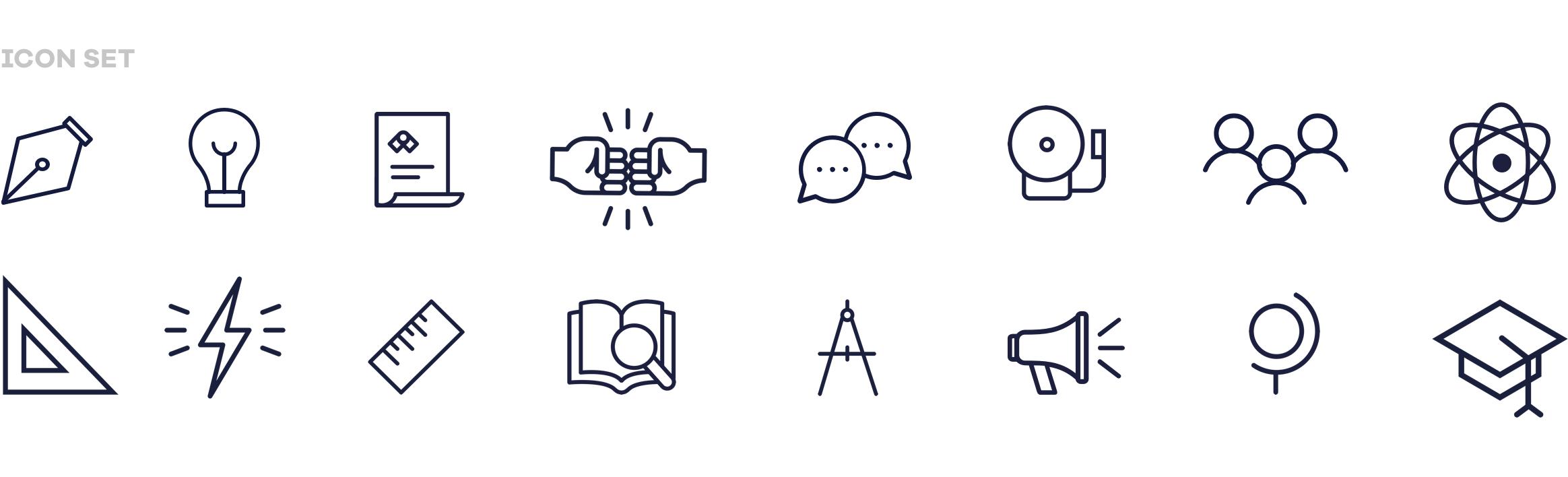 icon set desktop