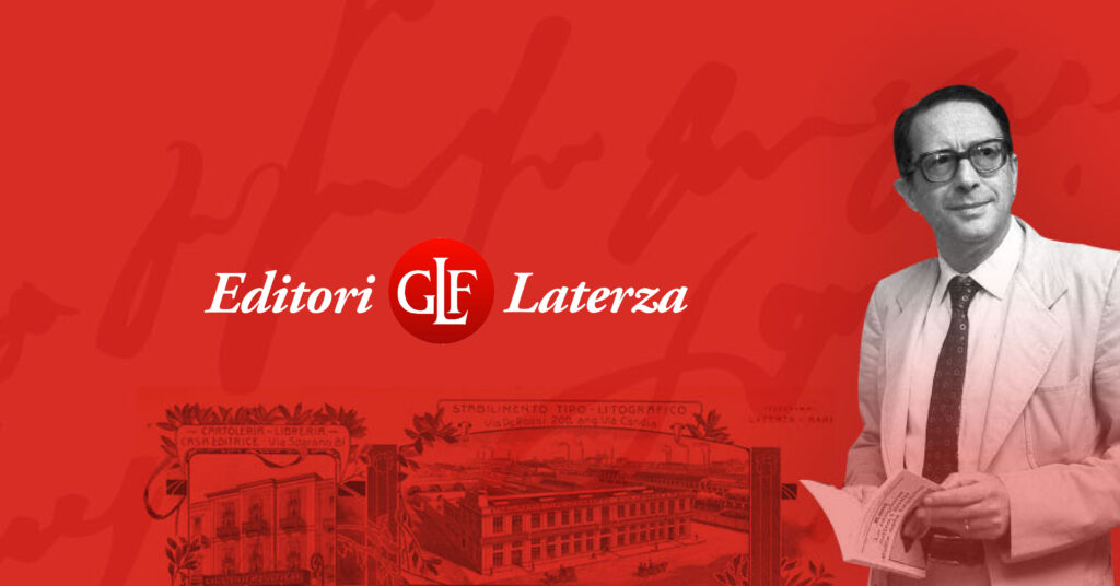 New Laterza's website: a space for imagination